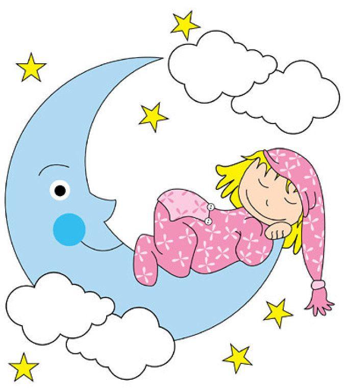 Dibujos e imagines infantiles para lo que querais - Dibujos de lunas infantiles ...