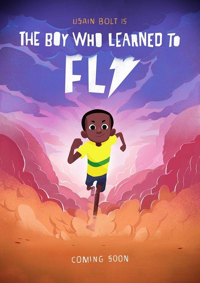 The Boy Who Learned to Fly | Usain Bolt  #animation #Gatorade #jamaicanathlete #MoonbotStudios #TBWA/Chiat/Day #TheBoyWhoLearnedtoFly #UsainBolt #UsainBoltfilm