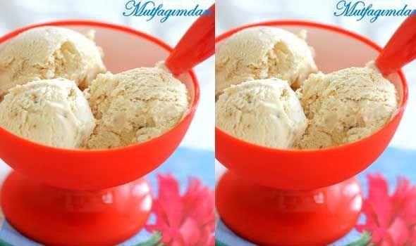 Kıtır Karamelli Dondurma Tarifi