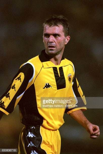 AEK Athens' Toni Savevski