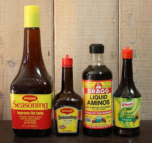 Maggi Seasoning Sauce Substitutes: Mainstream, Gluten-Free, and MSG-Free Options