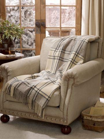 Alpine Lodge Plaid Blanket - Ralph Lauren Home Throws - RalphLauren.com