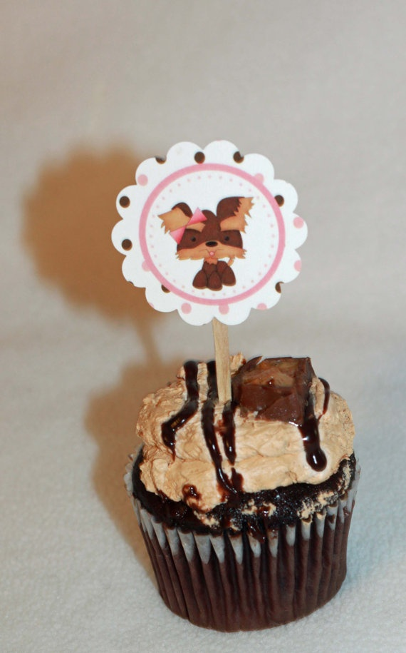 91 best CAKES ALL YORKIE images on Pinterest Conch fritters