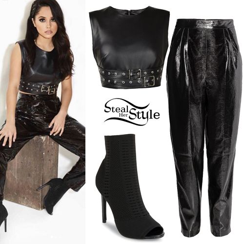 Becky G's Clothes & Outfits   Steal Her Style