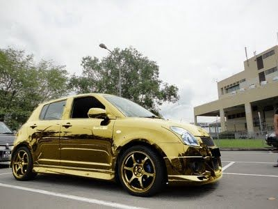 Gold plated z21s