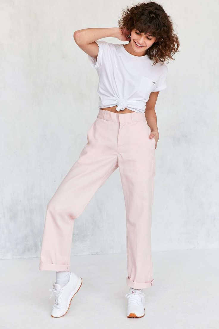 Dickies X UO Pink Trousers