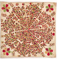 Bojagi, Embroidery Wrapping Cloth, 2009