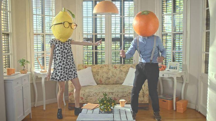 El baile de Mary Lemon & John Orange