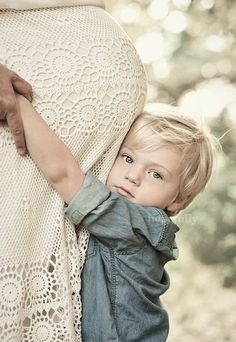 Sibling Maternity Photos on Pinterest | Maternity Photos, Sibling ...