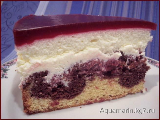 Торт Красная шапочка (Rotkappchen)