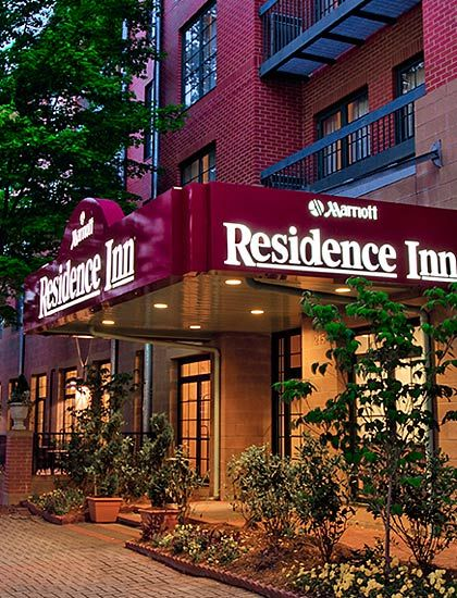Downtown Chattanooga | Downtown Chattanooga Hotels | Residence Inn Chattanooga Downtown