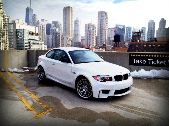 BMW 1M, my favorite German coupe