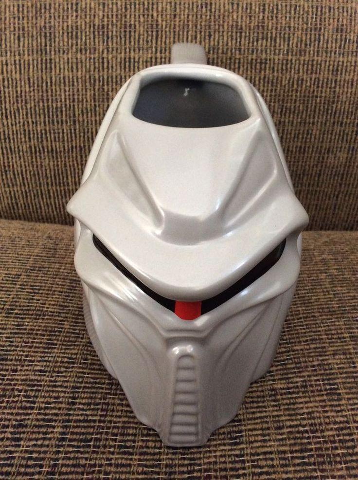 New Battlestar Galactica Cylon Helmet Coffee Mug Cup Large
