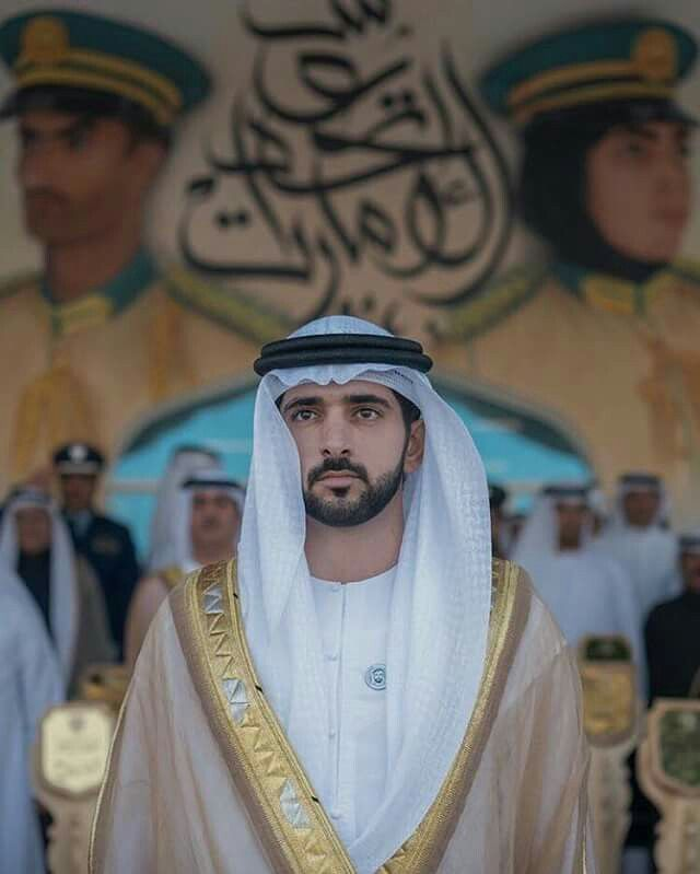 سمو الشيخ حمدان بن محمد بن راشد آل مكتوم ولي عهد دبي حفظه الله