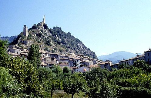 Volonne, Provence, France
