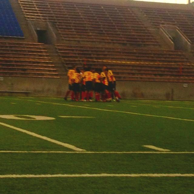 Soccer club, Monarcas Morelia.  3rd division!
