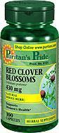 Red Clover Blossoms 430 mg  100 Capsules 430 7.99