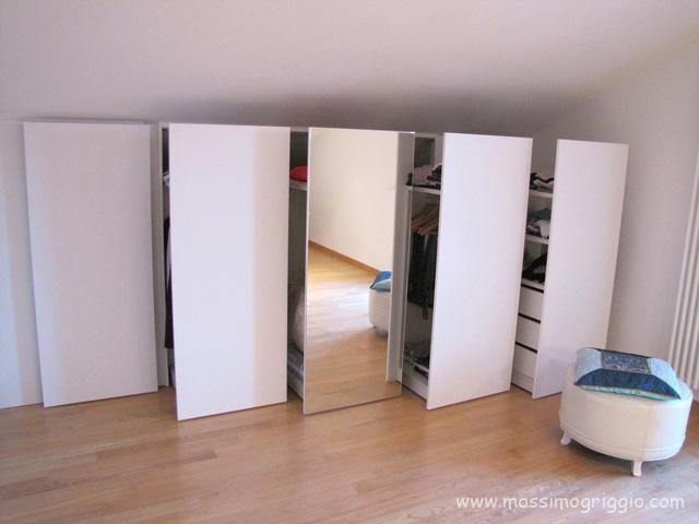 ..e specchio centrale