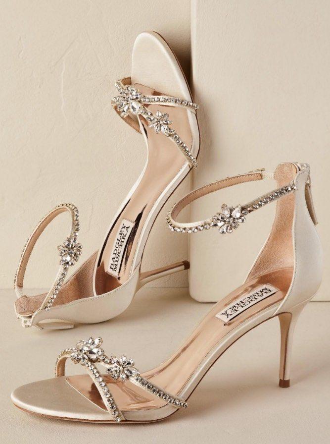 Featured Wedding Shoes Bhldn Www Bhldn Com Wedding Shoes Idea Bridal Shoes Wedding Shoes Crystal Heels