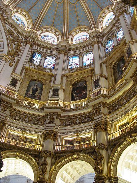 Catedral de Granada.