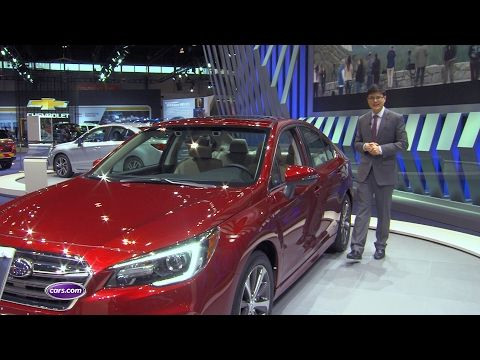 2018 Subaru Legacy: Numerous Revisions Aim To Improve Comfort and Drivability : Auto Reviews : Auto World News