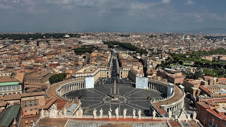 St.-Peters-Basilica (Rome)