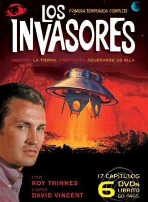 Las Series TV de mi infancia: LOS INVASORES