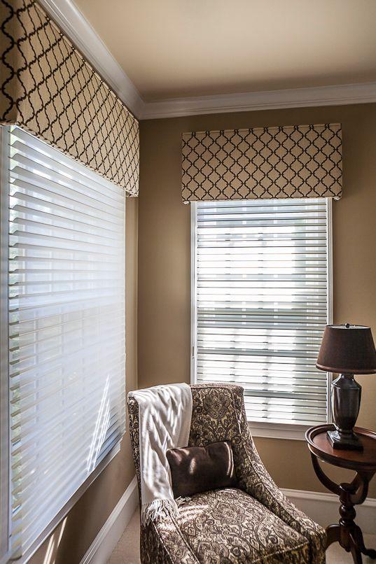Window Treatment Solutions at Sheffield Furniture  Interiors  Home decor  Kitchen window