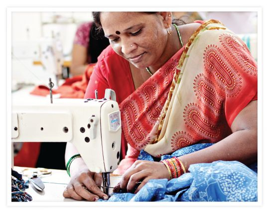 Mata Traders is a fair trade clothing and accessories brand made by the kind, loving hands of artisans in India and Nepal. Learn more about them here.