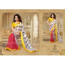 Half and half sarees: Half and half sarees are becoming more popular among women's and girls. Explore latest collection of half and half sarees online @ Sunfashions.in For more: http://www.sunfashions.in/half-and-half-sarees