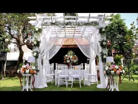 Dekorasi Pernikahan di Rumah Sederhana dan Unik