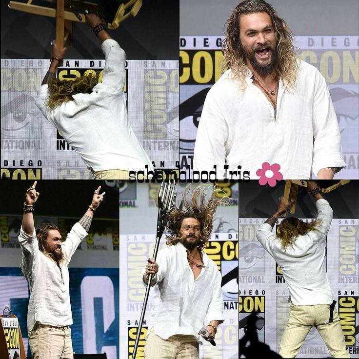 Aquaman Star Jason Momoa Hypes Up His Netflix Show: 1718 Best Jason Momoa Images On Pinterest