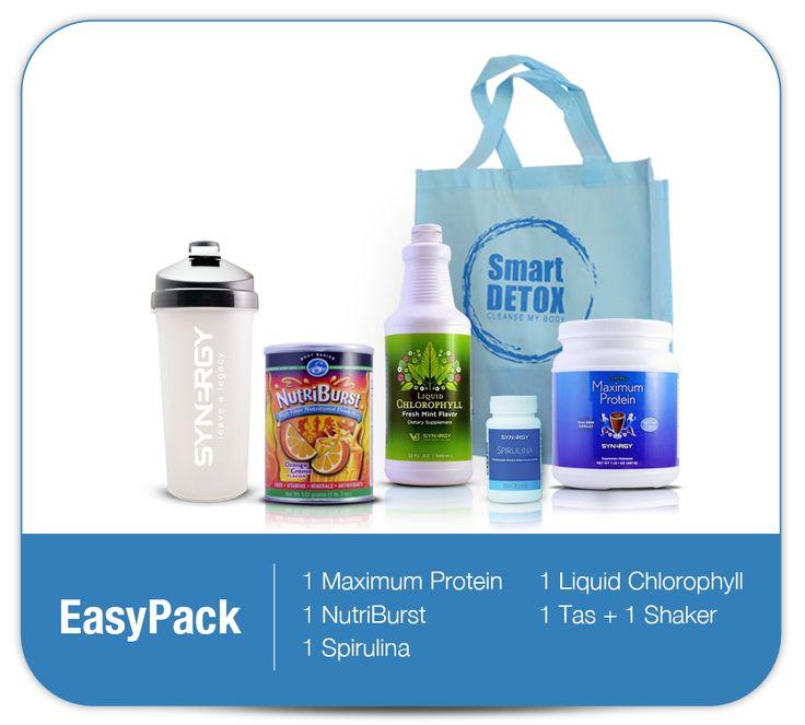 Smart DETOX Paket Program