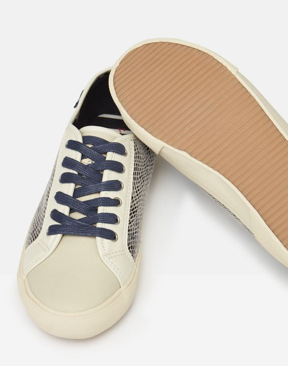 Coast pump faux leather SNAKE Trainers