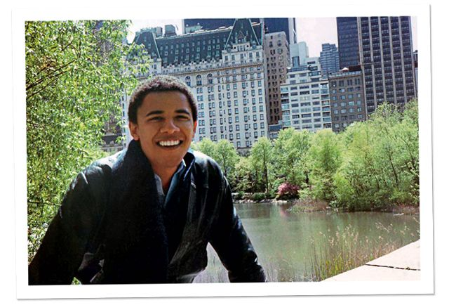 "In a selection from his biography of Barack Obama, David Maraniss interviews both the president and Genevieve Cook—the ""mystery woman"" of Obama's New York days."