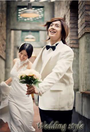 We got Married. Favorite couple ever ~ Hwangbo-Hyun joong couple ~sangchu couple!