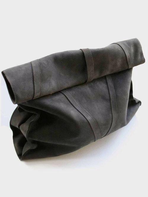 rollover clutch by Asya Malbershtein