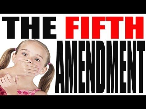 ▶ The Fifth Amendment Explained: The Constitution for Dummies Series - YouTube