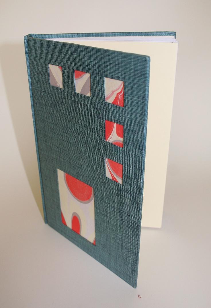 Cuaderno con ventanas