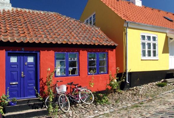 Ebeltoft, Denemarken