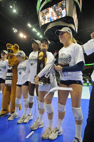 Penn State Volleyball congrats on your 6th championship win