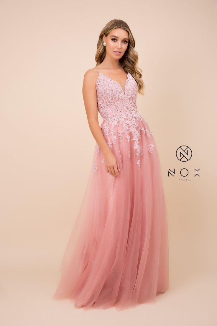 Tulle Beads Prom Dress Formal Dress M20 in 20   Beaded prom ...