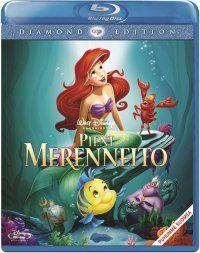 Disney Klassikko 28: Pieni Merenneito (Blu-ray) 9,95 €