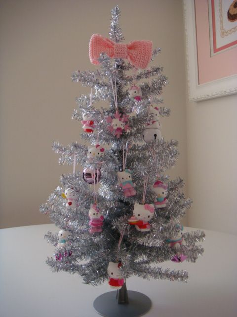 Hello Kitty Christmas Tree <3