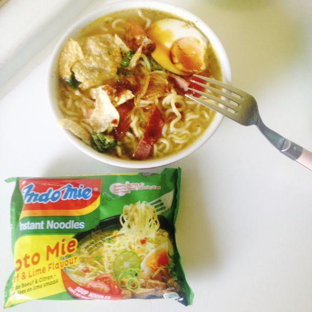 Soto mie #indomie comment bien préparer ces nouilles indonésiennes ! Recette facile