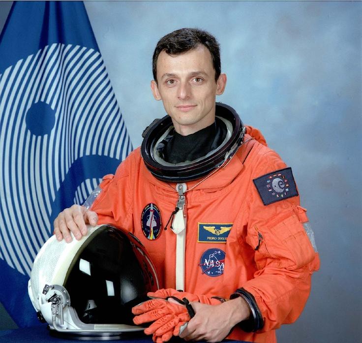 Pedro Duque. Astronauta