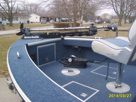 Aluminum Boat Paint Ideas