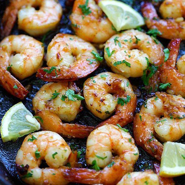 Honey Garlic Shrimp Recipe on Yummly. @yummly #recipe