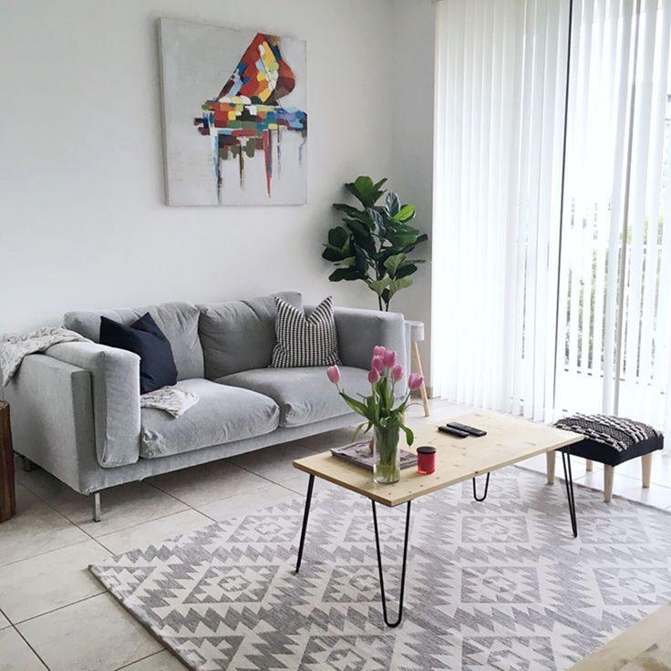 Top 7 Minimalist Sofa Design Ideas For Your Small Living Room Minimalistsofadesign White Sofa Living Room Minimalist Living Room Furniture White Sofa Living Minimalist living room furniture for