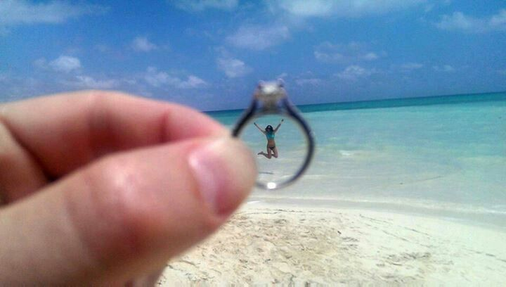 Best 25+ Facebook Engagement Announcement Ideas On Pinterest